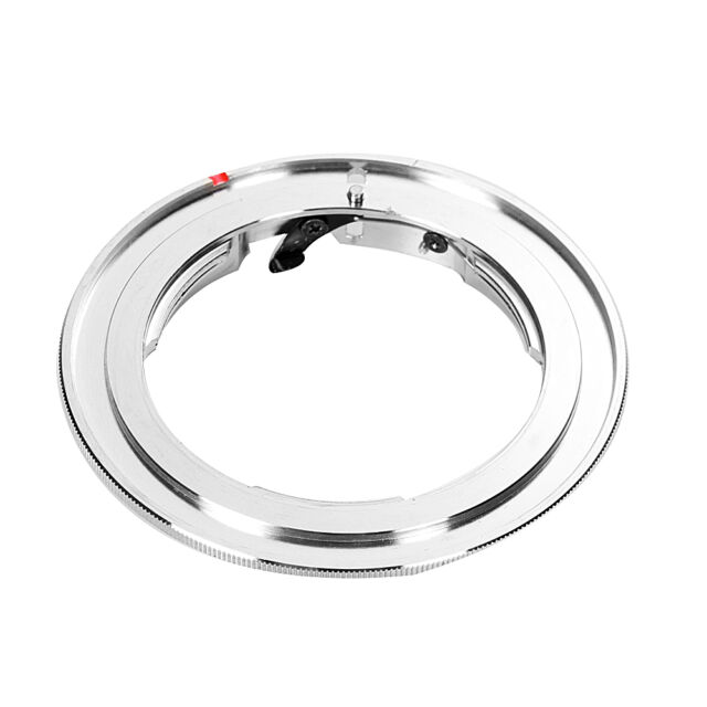 Nikon AF AI lens to Canon EOS EF 550D 60D 650D T6i T4i T3i  Mount Adapter Ring
