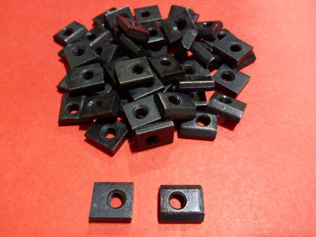 TNUTZ - ST-015-5/16-18 - Black 5/16-18 Standard T-Nut for 15 Series (25 pcs.)