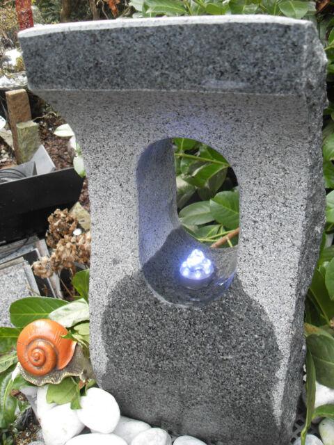 Granitbrunnen  kompl. Set