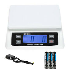 66 Lb Digital Postal Transportation Scale Electronic Sensor Weighing Withbattery