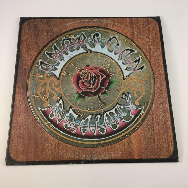 GRATEFUL DEAD LP American Beauty WARNER BROS [1974] Palm