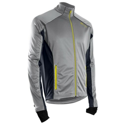 Cycling NEW Running Men/'s Size Large Gray Sugoi Firewall 180 Jacket