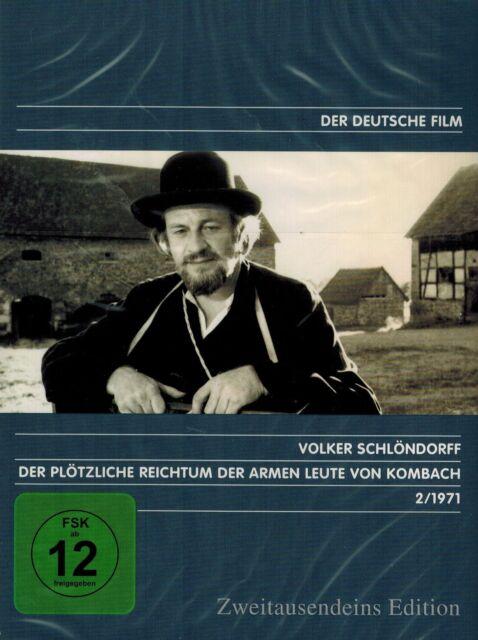 DVD - Der plötzliche Reichtum der armen Leute von Kombach (Volker Schlöndorff)