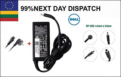 NEW GENUINE DELL INSPIRON 15 5578 7558 7568 7569 7579 45W CHARGER 0285K 70VTC