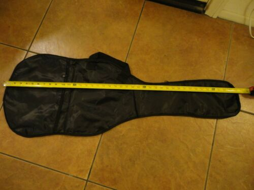 """Universal Gig Bag for Electric Guitar New Approximately 40/"""" x 13/"""" X 1/"""""""