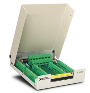 Garanti ni National Instruments SCB-100 I//O Connecteur Bloc USA Chargeur