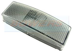 HELLA-2PF006717011-WHITE-CLEAR-FRONT-CARAVAN-MOTORHOME-MARKER-LIGHT-LAMP-110x40