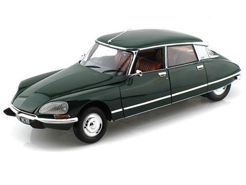 1 18 novedad norev-Citroën DS 23 Pallas 1972 Arbor verde