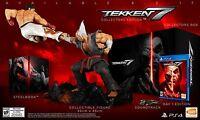 Ps4 Tekken 7 Collector's Edition Sealed (pre-sale) Playstation 4