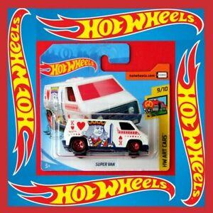 Hot-Wheels-2020-SUPER-VAN-68-250-NEU-amp-OVP