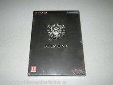 Castlevania: Lords of Shadow 2 Special Edition PS3 Import Unopened FREE SHIPPING