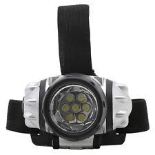 7 LED Headlamp Headlight Flashlight Head Light Lamp Torch Waterproof 2 Modes