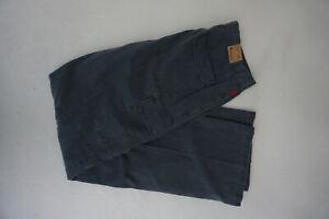 ALBERTO-Don-Herren-Jeans-chino-Hose-Gr-98-ca-34-34-W34-L34-duenn-blau-NEU-E32