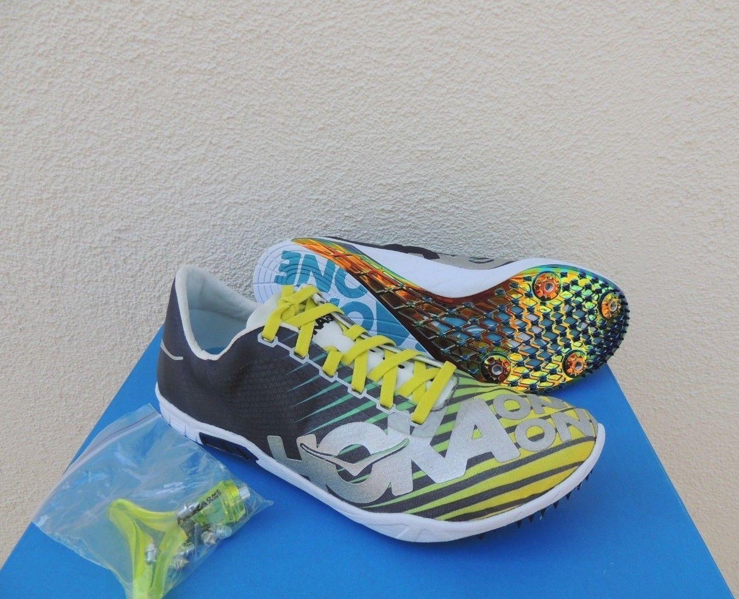 HOKA SPEED EVO EVO EVO RIO picos ONE ONE zapatos para correr, Hombres EE. UU. 12 46 2 3 euros  Nuevo f1ae8f