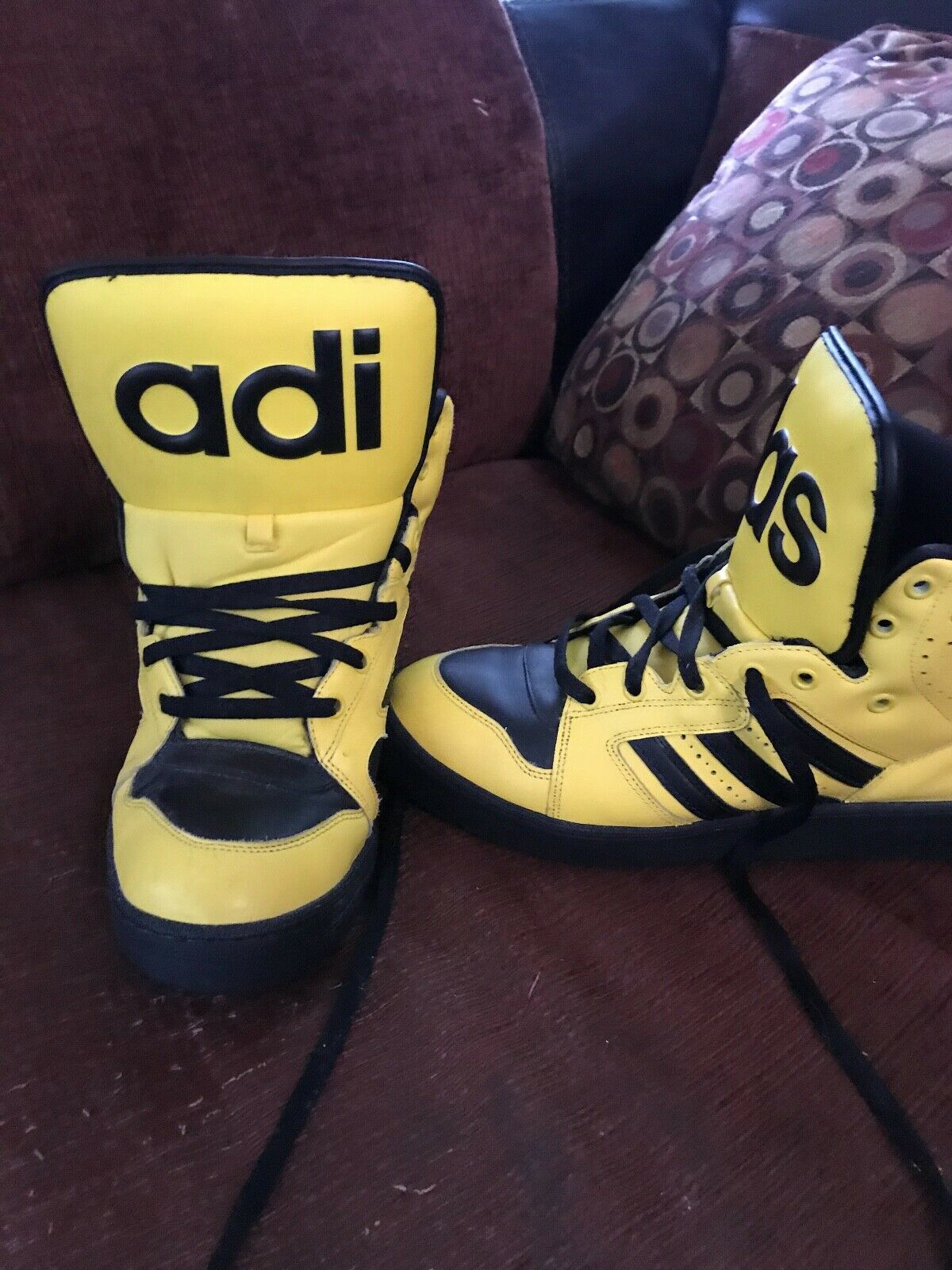 Jeremy scott adidas 10.5 preowned
