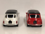 thumbnail 4 - Mini-Cooper-1300-Cream-and-Red-1-32-Scale-Pull-Back-Go-Welly-49720
