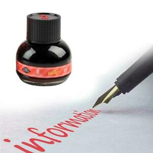 60ml-Hero-234-Red-Carbon-Fountain-Pen-Ink-Writing-Ink-Refill-Glass-Bottle