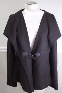 Coat Skift Haan Baby Alpaca 12 Brown J200 Størrelse Jacket Cole Wool Women's n0U4xTT