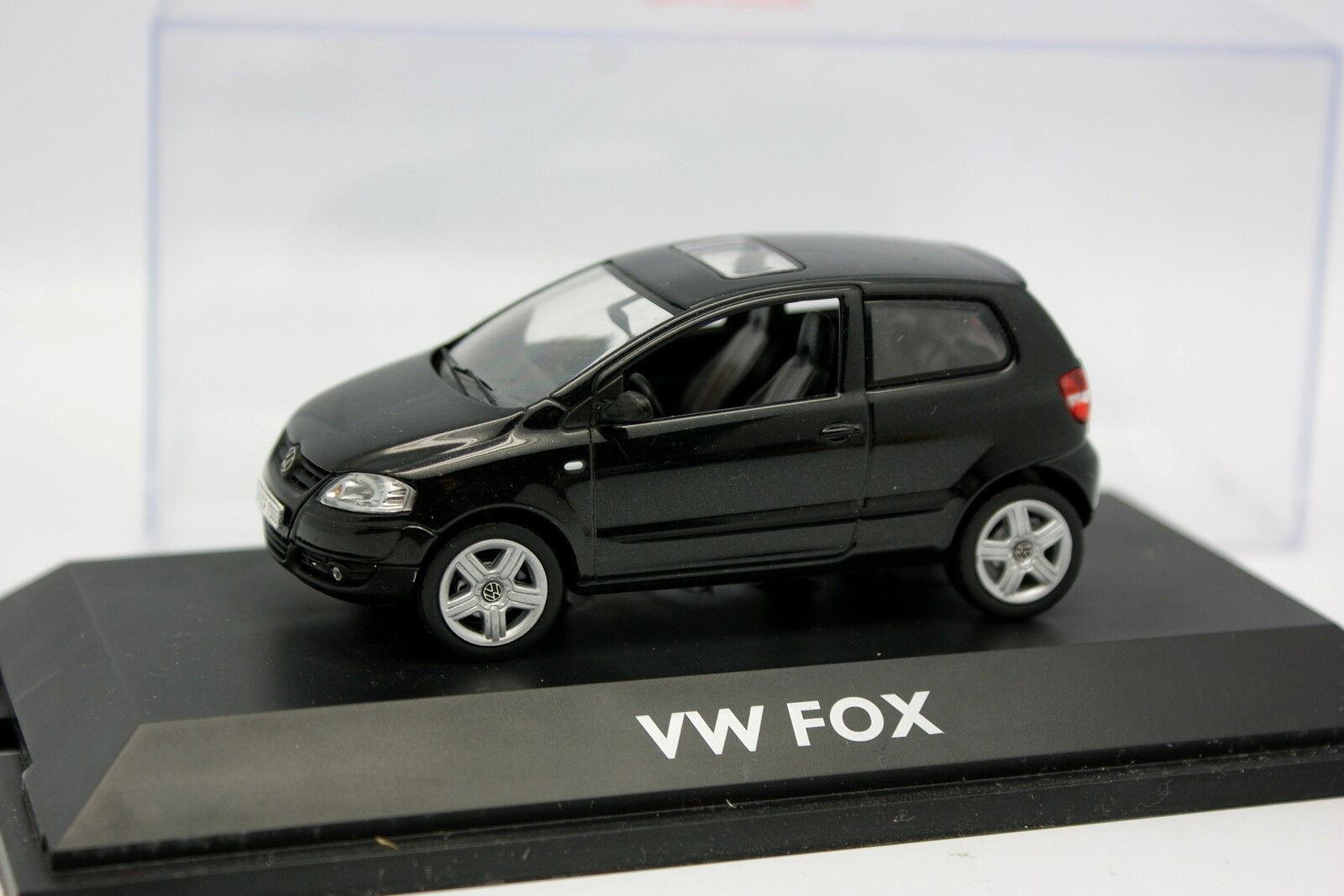Schuco 1 43 - VW Fox Nero Nero Nero 9441fd