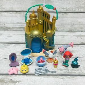 Disney-Store-Mini-Animators-Littles-Little-Mermaid-Ariel-Playset-amp-Figures