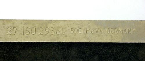 Allen KeyHex Wrench 27 mmISO 2936 L59 joints 4515 MM