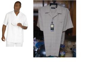 Mens Walking Suit Mens Leisure Suit M-L-XL-2XL-5X