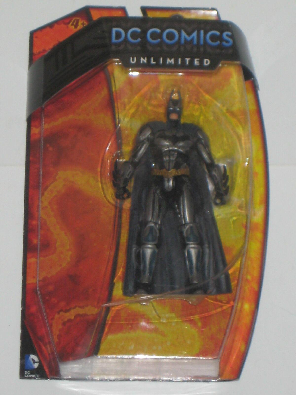 Dc comics unlimited 26 - ungerechtigkeit batman - fehler - variante - 2013