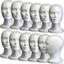 Less Than Perfect Mn 408 Ltp 12 Pcs Female Styrofoam Mannequin Head