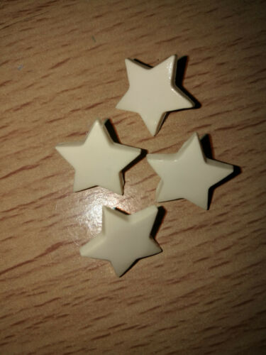 Caña en forma de estrella Novedad atrás Botones 14mm Ideal Knit Wear en 11 Colores