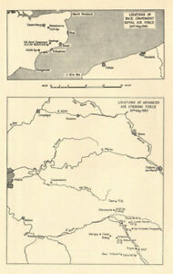 Map Of France 1940.Fall Of France Raf Locations In France Kent 24th May 1940 Ww2