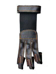 X-Large SET Protx Kevlar Hand Guard right hand shooter Black