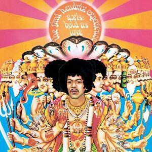 Jimi-Hendrix-Jimi-Hendrix-Experience-Axis-Bold-As-Love-New-Vinyl-180-Gram