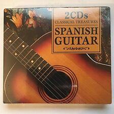 Classical Treasures - Spanish Guitar [New CD] Digipack Packaging