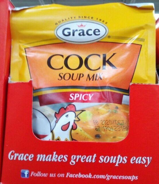 grace cock soup  ebay