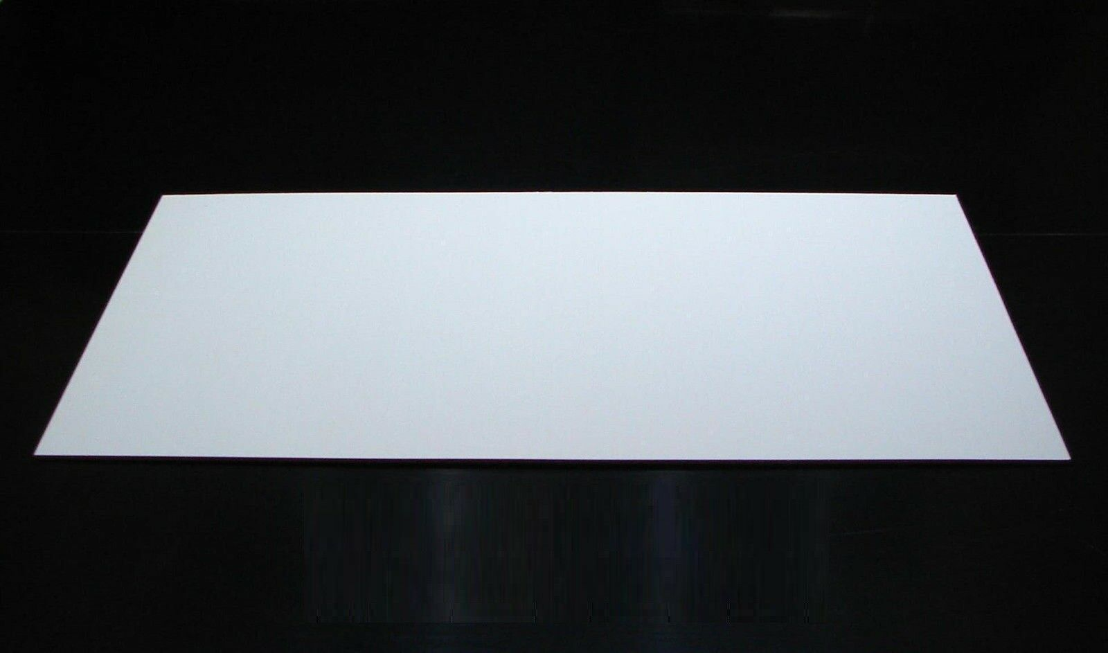 GFK Kunststoffplatte bis 2,1 m fiberglas lang weiß fiberglas m a549ab