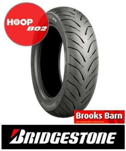 64S 150//70-13 Kawasaki J 300 2014 Bridgestone Hoop B02  Rear Tyre