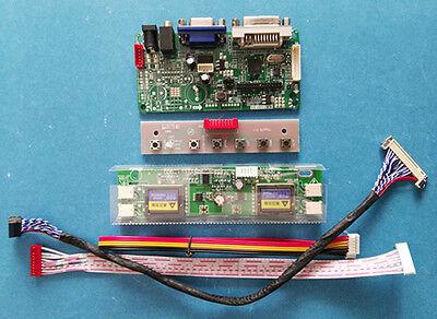 DVI VGA Audio Board for 1280x1024 G190EG01 M190E5 HSD190ME11 HSD190MEN4 M190EN01
