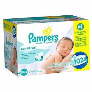 I really like using pampers sensitive wipes over Huggies, Cvs' brand and Walmart's Parent's Choice sensitive wipe. There is a difference in the quality of the material used, .