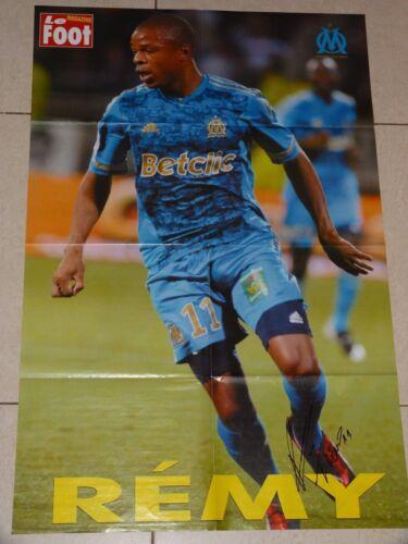 Divers Posters tous signés joueurs foot ultras signed OM PSG BARCA JUVE CITY ...