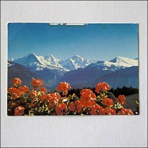 Berner-Oberland-1994-Postcard-P410