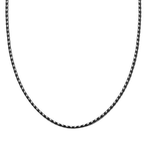 Cadena cuero colgante collar collar de estilo surfista unisex vintage cadenas remolque