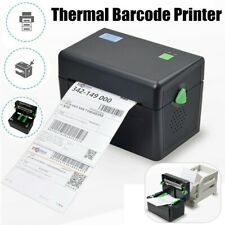 XP-DT108B Portable USB2.0 High Speed Thermal Label Barcode Electric Printer#