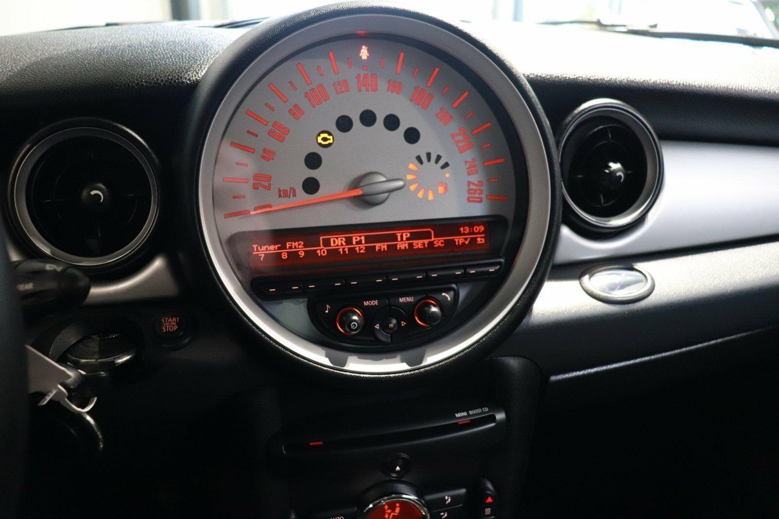 Mini Cooper D 112 aut.