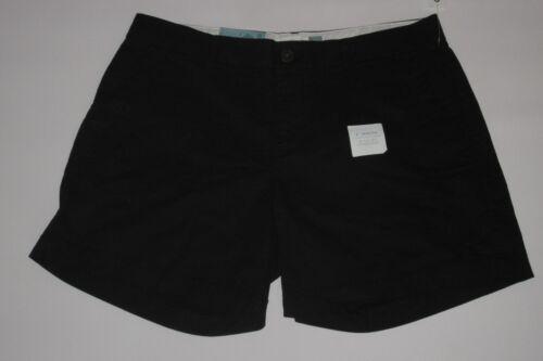 "OLD NAVY Black 5/"" shorts Size 6 NWT"