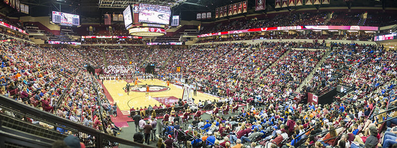 Clemson Tigers at Florida State Seminoles Basketball