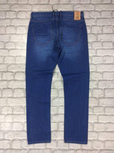 Uk Rrp Luke Smart 95 1977 Casual jeans £ Heren Blauwe vacuüm Denim Designer 34wr xoQsdCthBr