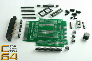 Faszination-C64-Breadboard-Commodore-64-User-amp-Expansionport-BAUSATZ-1991