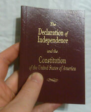 The Declaration of Independence and the Constitution of the United States of America (2002, Paperback)