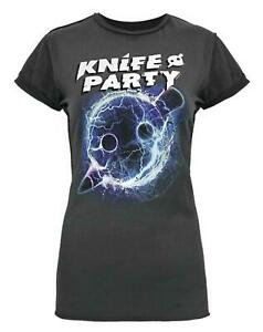 Amplified-Knife-Party-Women-039-s-T-Shirt