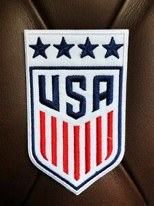 NEW United States USA Olympic World Champion Iron On Patch Sew Embroidered Badge